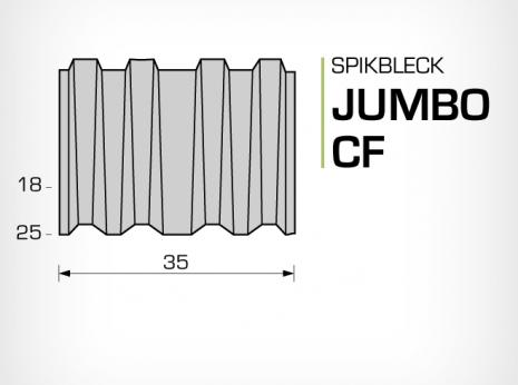 Spikbleck Jumbo CF (WN)