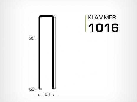 Klammer 1016