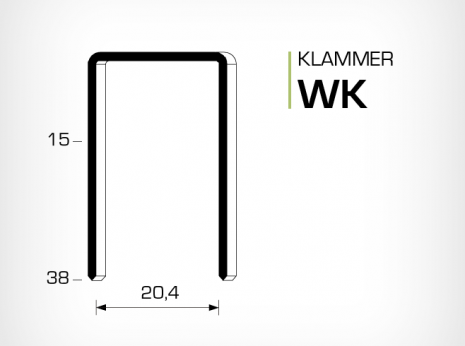 Klammer WK