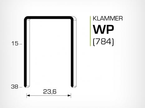 Klammer WP och 784