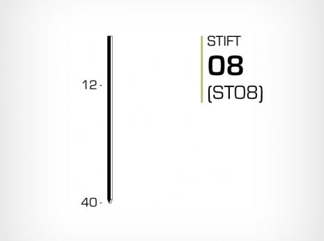 Stift 08 (ST08)